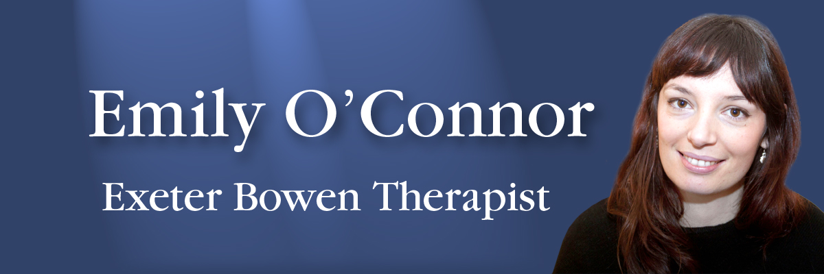 Bowen Therapy with Emily O'Connor